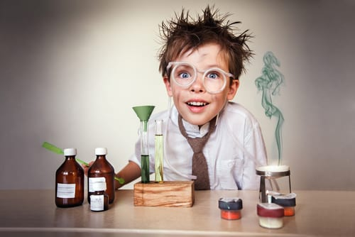 Mad Science at The Spring Preserve
