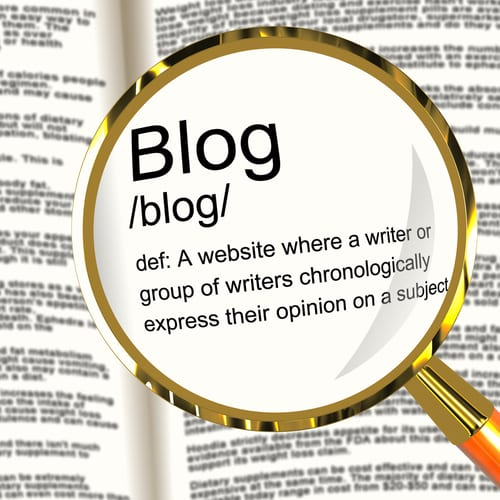 Blog Definitions