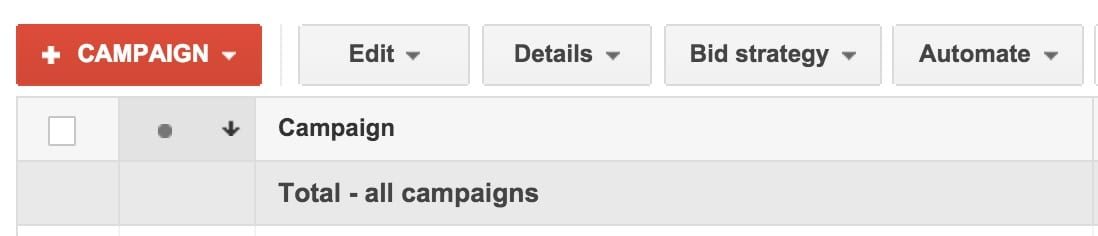 Google Campaigns