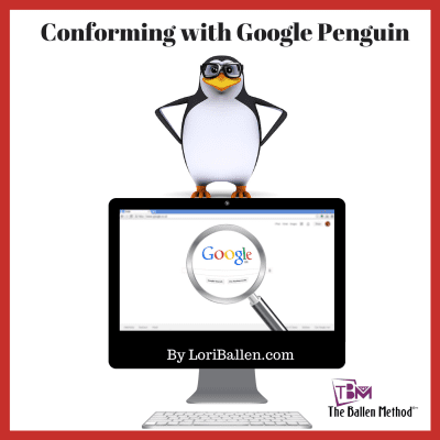 Penguin | SEO Guidelines to Conform to the Google Update