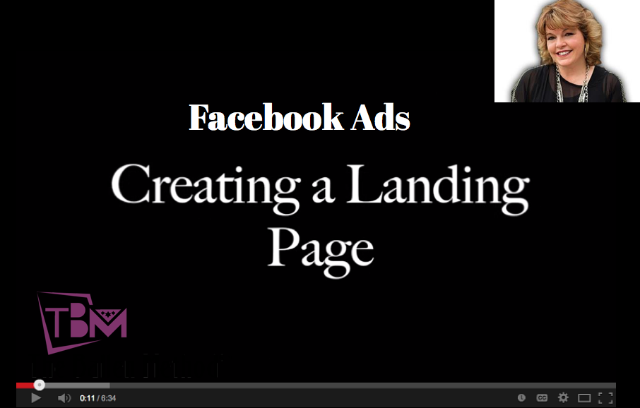 Facebook Ads and Lead Capture through Landing Pages