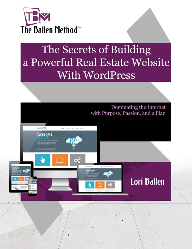 The Secrets of Building a Powerful Real Estate Website With WordPress Cover