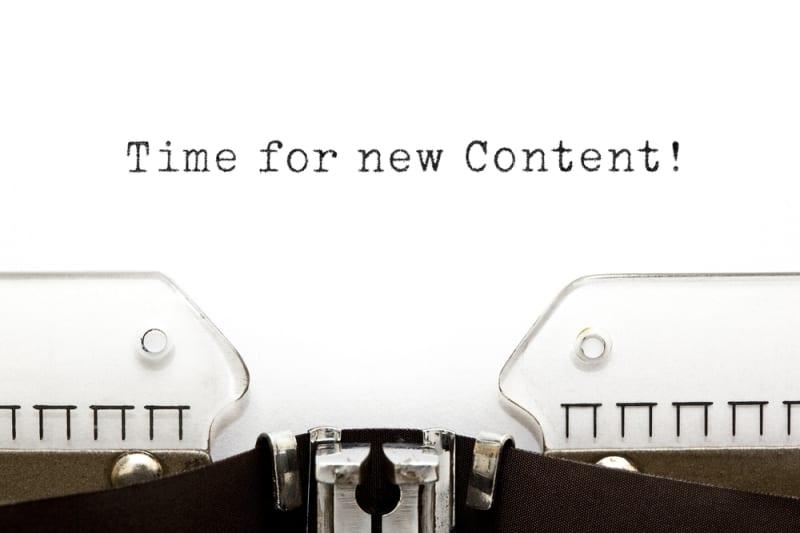 Marketing Stragety - Content Marketing
