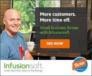 Infusionsoft Square