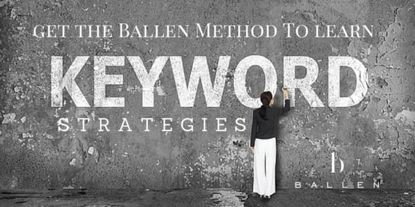 CTA - TBM Keyword Strategies