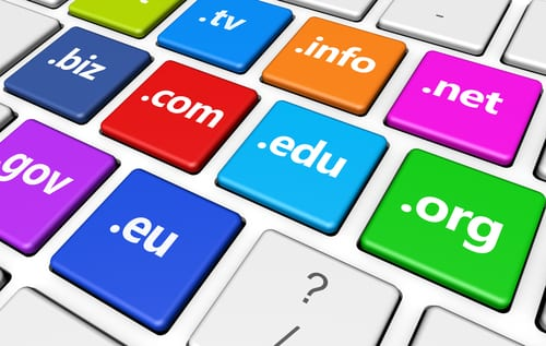 various TLDS