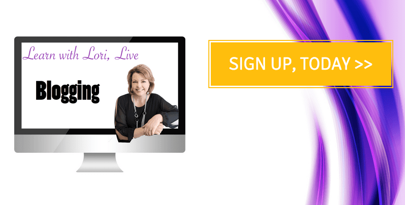 Learn with Lori Live