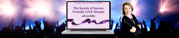 Secrets of Success Live