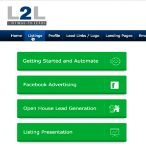 Listings to Leads Dashboard to Customizing Single Property Pages