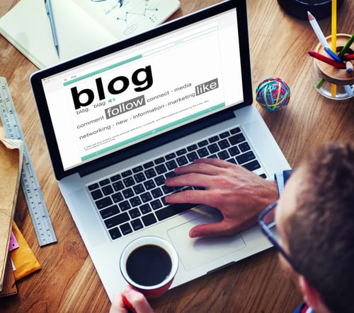 How to Create blog posts to generate Seller Leads Online