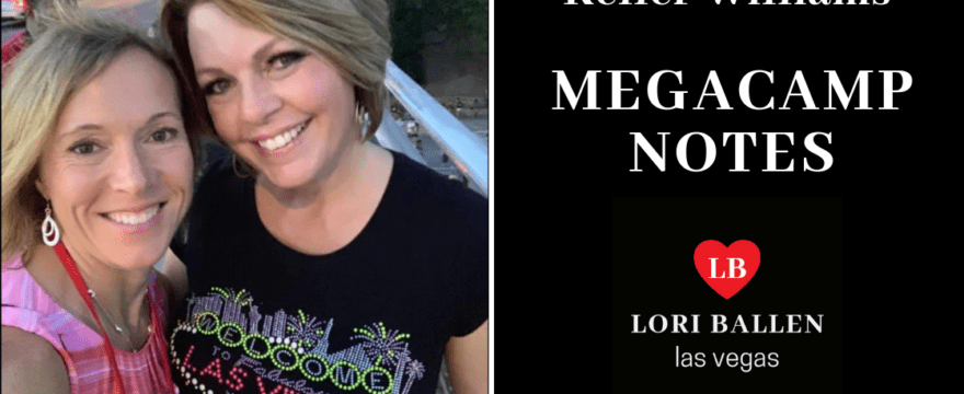 How to Mega-PURPOSE your Megacamp, by Lori Ballen