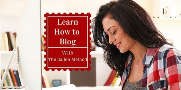 CTA Learn How To Blog With TBM
