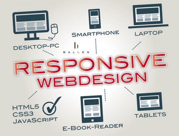 Responsive Design with Logo