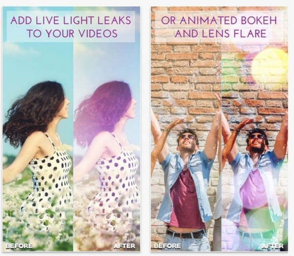 Light Leak Effects - Tools for Youtube Videos