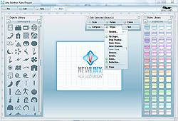 Creating a Logo - Jeta