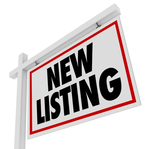 Real estate listing marketing to get leads online for Modern homes estate agents