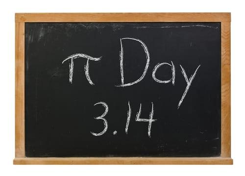 Pi day 3-14