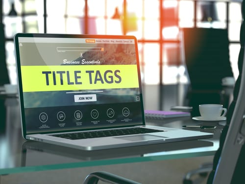 What is a Title Tag