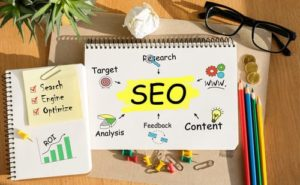 stock image representing search engine optimization