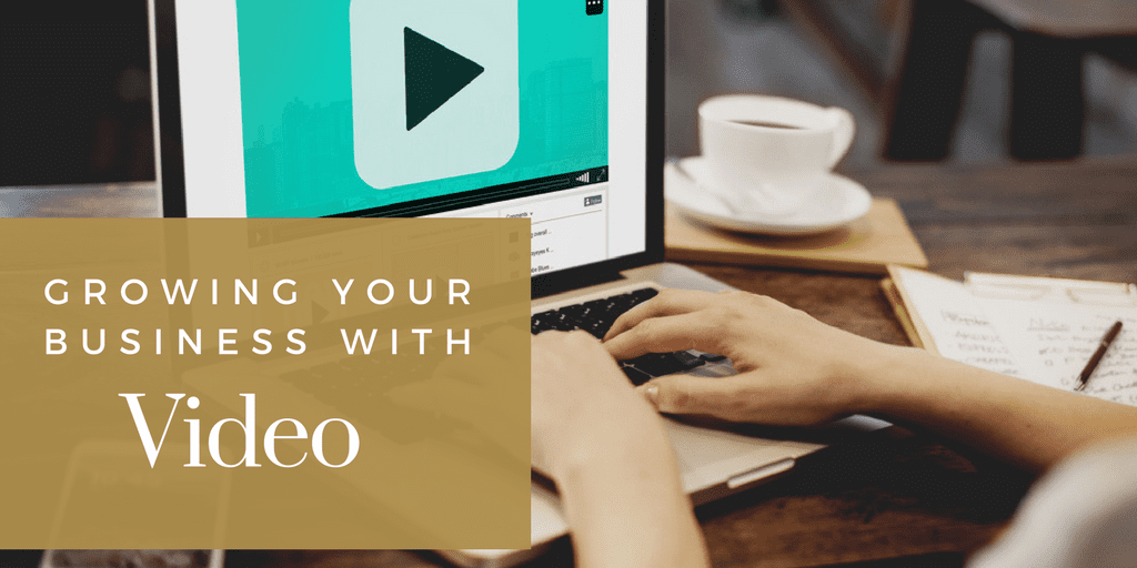 """Featured image for blog post titled, """"YouTube for Real Estate   Grow Your Business with Video"""