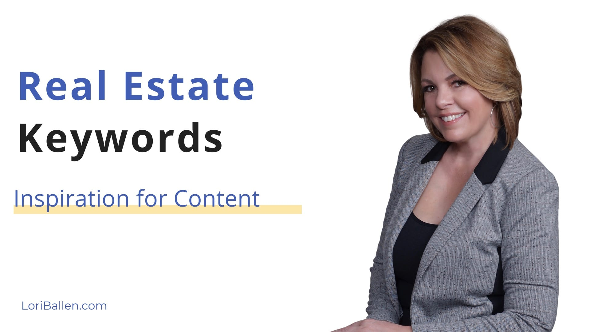 Do you know the power of real estate keywords for lead generation? If you are a real estate agent, content marketing is what drives the consumer today. Consumers want a product and valuable information. Other than IDX listings, you must be an expert in the real estate industry.