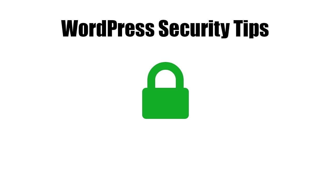 5 Steps to keeing your WordPress Website Secure