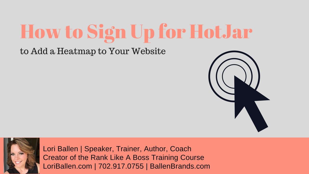 how to add hotjar to wordpress