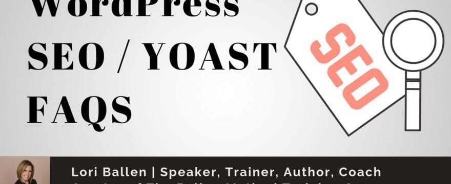 Frequently Asked Questions About Yoast