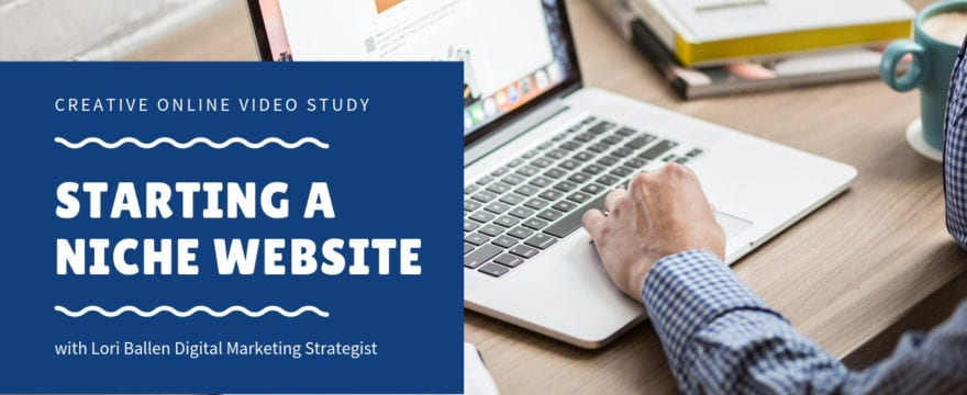How To Build A Niche Website for Affiliate Income