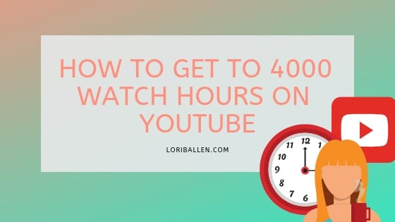 To monetize your Youtube Channel, meaning where you get paid to show ads on your videos, you need 4000 hours of watch time and 1000 subscribers in a year.