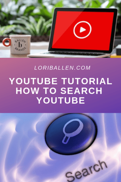 How To Search YouTube Tutorial