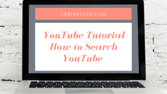 YouTube Tutorial | How to Search YouTube