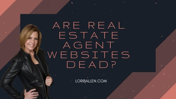 In Gary Keller's vision speech at Family Reunion in 2019, Gary Keller said Real Estate Agent Websites are dead. Are They? Here's my take on real estate agent websites, current, and future.