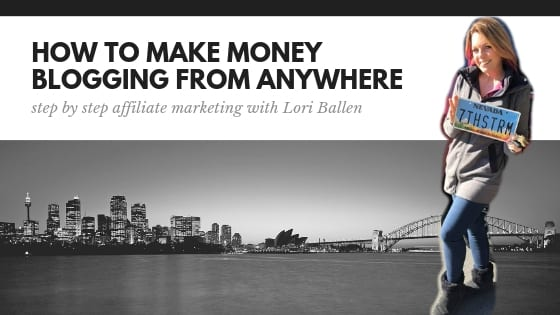 How To Make Money Blogging with Affiliate Products