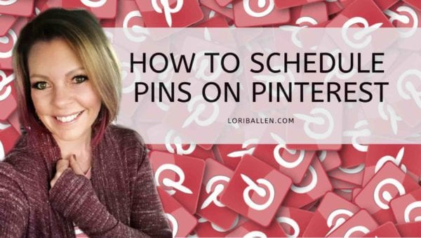 If you have multiple pinterest for business accounts, you've probably experienced the frustration of trying to pin from a page only to find you are in the wrong pinterest account. I have a solution and also have the answer for how to schedule a pin to pinterest.
