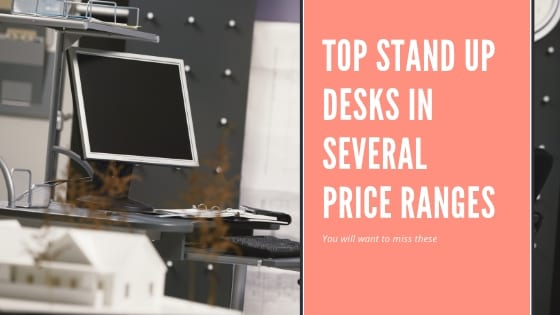 standing desk options