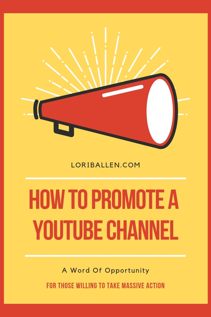 Gaining more views on your youtube channel is very important as it increases brand awareness and can help your videos rank higher on Youtube's search engine. Promoting your youtubechannel can also increase your subscriber account.  Gain More Reach. Here's How.