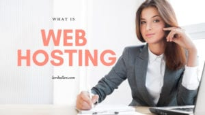You've likely heard of web hosting. You might also know that without web hosting, a website can't be live on the internet. However, like many others, you might not know exactly what it is.