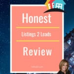 In this video, I'll give you my honest review of listings to leads real estate marketing software for 2019.