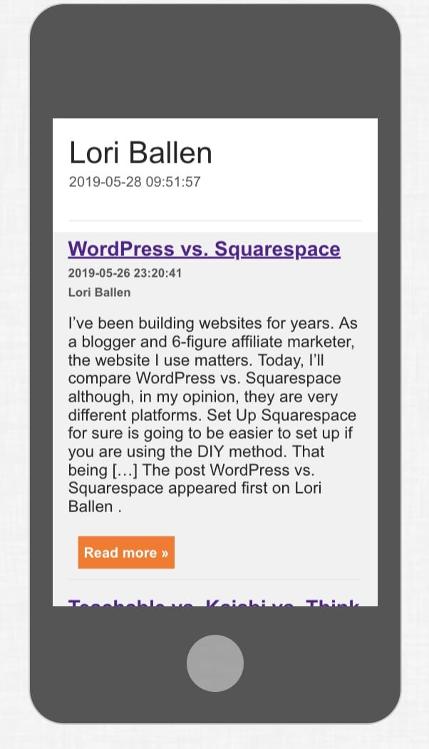 I was able to create a Newsletter from my WordPress Blog digests in 5 minutes with Get Response.