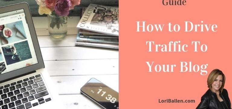 Your blog is invisible to the world until it's found. There are many ways to generate traffic to your blog or website, but you should focus heavily on a few.