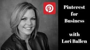 I am blown away by the traffic I'm generating to my websites through Pinterest. I had no idea what I was missing until I began pinning my videos and blogs to boards working on getting shares and ranking pins. Here is a tutorial on setting up your Pinterest for Business Account. Be sure to check out the magic of Tailwind for Pinterest as well! Those tribes are incredible!
