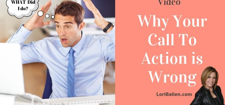 This video is a must watch for anyone who is publishing on youtube with a goal to generate traffic, leads, sales, monetization or affiliate income. It's amazing to find out that your video call to action is wrong.