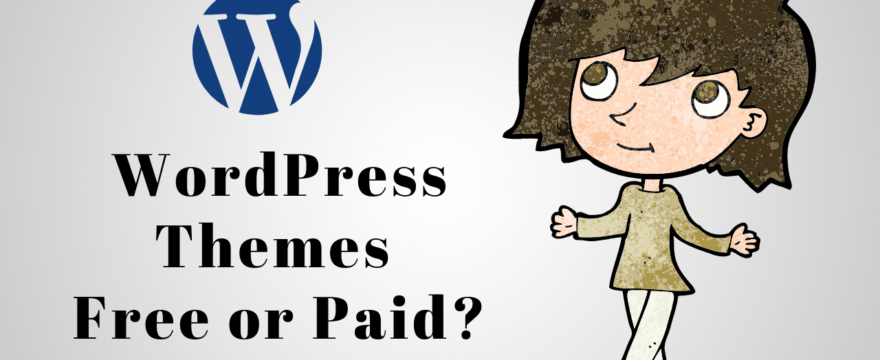 There are many free WordPress themes to choose from. And free can be just fine when you are building your WordPress website from scratch. Later though, you'll realize that a paid theme will add ease and improved functionality for a generally low price. In fact, you can build your website with WPEngine and access a suite of popular Studiopress themes for one low price.