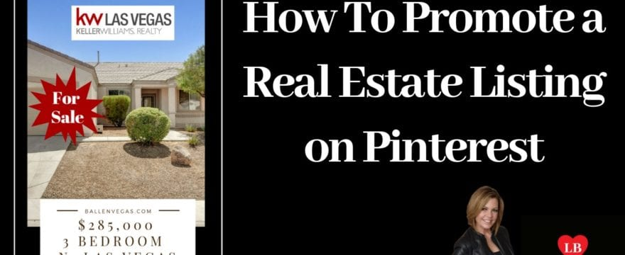 How To Promote a Real Estate Listing On Pinterest