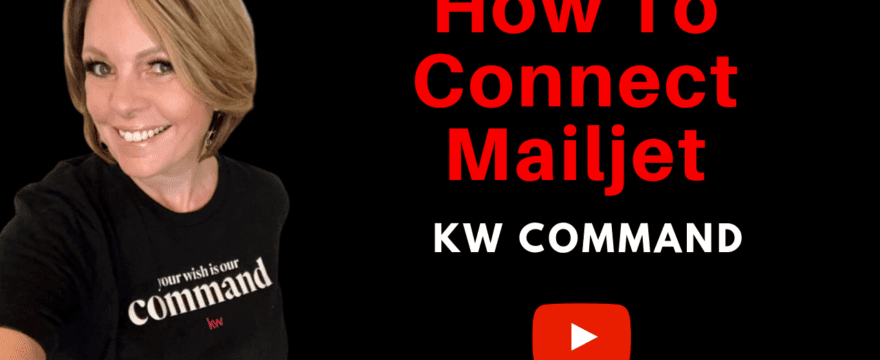 KW Command Training | How to Connect Mailjet
