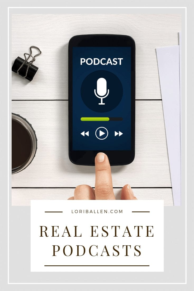 If you are a real estate agent looking to grow your real estate business, you might be interested in subscribing to a real estate podcast. It's important to find a style you personally enjoy, are inspired by, and learn from. Here's a list of real estate podcast hosts that you may want to explore. You'll find a list of titles from their past podcasts so you can decide which is the best place to start for you.