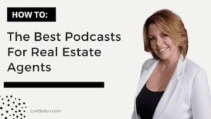 Here's a list of real estate podcast hosts that you may want to explore. You'll find a list of titles from their past podcasts so you can decide which is the best place to start for you.