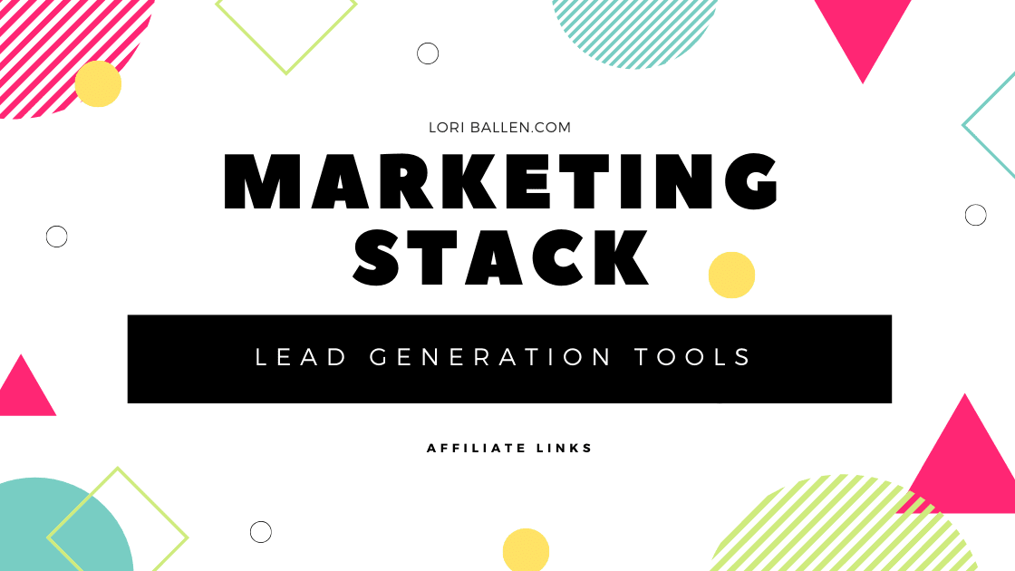 While I didn't start with many paid tools, over time I have tested and measured lead generation tools and have found a combination I love. I switch things up from time to time and share how and why in my courses, in my social groups, and on my youtube channel. In this list you'll find everything from tools to help you build your own real estate agent website to lead capture tools, listing marketing, video optimization and more.