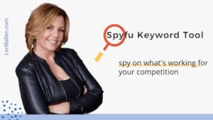 Spyfu is a keyword competition tool that allows you to gain the upper hand in online marketing. Spyfu is the keyword competition tool to use when you want to sneak-a-peek into your competitor's keywords.